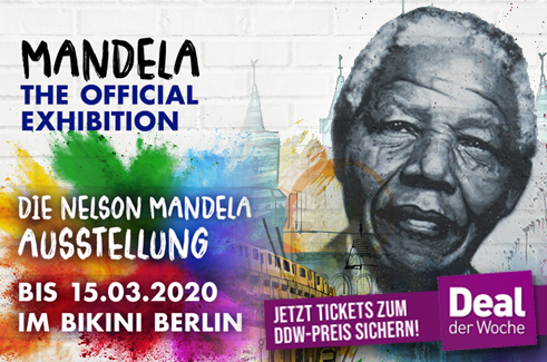 Mandela – The Official Exhibition